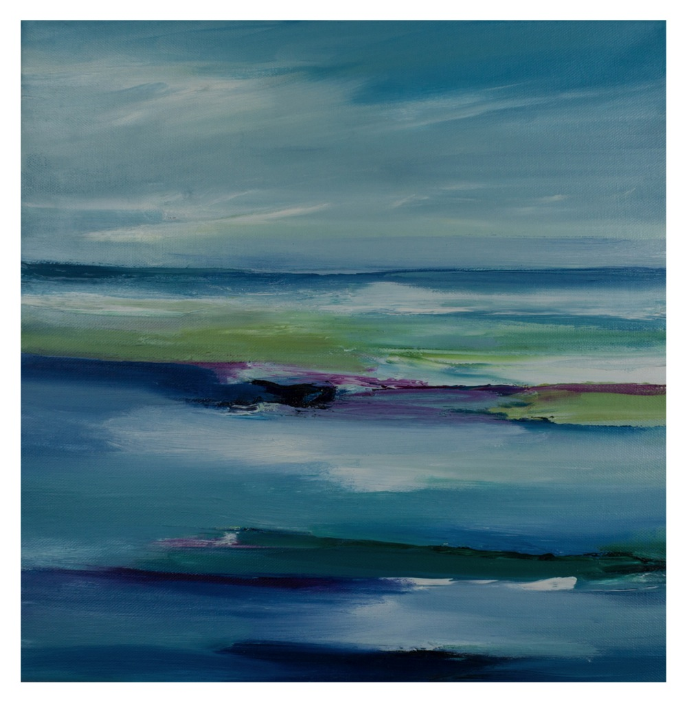 10 - Majella O' Neill Collins - April 2013 - 40x40cm